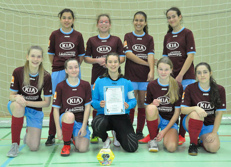 C-Juniorinnen SV BW Benhausen