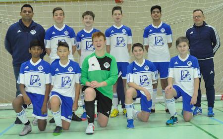 Sieger C-Jugend VfB Schloss Holte